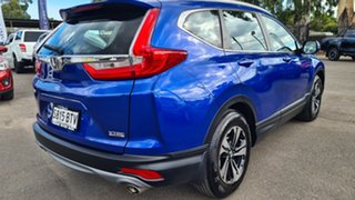 2018 Honda CR-V RW MY18 VTi FWD Blue 1 Speed Constant Variable Wagon.