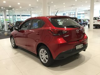 2019 Mazda 2 DJ2HAA Neo SKYACTIV-Drive Soul Red 6 Speed Sports Automatic Hatchback