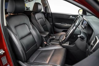 2017 Kia Sportage QL MY17 SLi 2WD Red/Black 6 Speed Sports Automatic Wagon