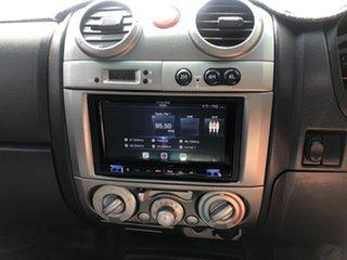 2010 Isuzu D-MAX TF MY10 LS-M (4x4) White 4 Speed Automatic Crew Cab Utility
