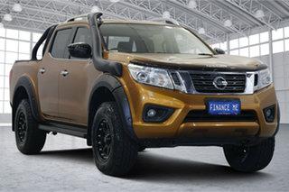 2017 Nissan Navara D23 S2 ST-X 4x2 Gold 7 Speed Sports Automatic Utility.