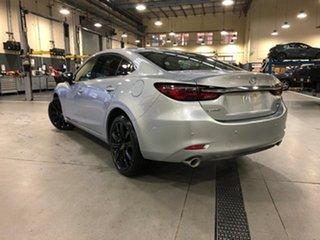 2021 Mazda 6 GL1033 GT SP SKYACTIV-Drive Sonic Silver 6 Speed Sports Automatic Sedan