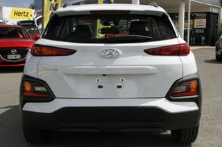 2019 Hyundai Kona OS.2 MY19 Go 2WD Chalk White 6 Speed Sports Automatic Wagon