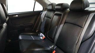 2014 Mitsubishi Lancer CJ MY15 Ralliart TC-SST Silver 6 Speed Sports Automatic Dual Clutch Sedan