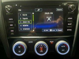 2017 Subaru Levorg V1 MY18 2.0 STI Sport CVT AWD Silver 8 Speed Constant Variable Wagon