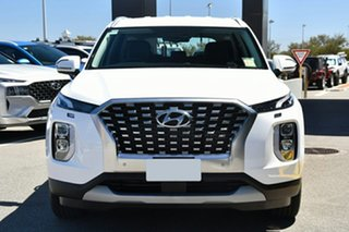 2021 Hyundai Palisade LX2.V1 MY21 AWD Sierra Burgundy 8 Speed Sports Automatic Wagon