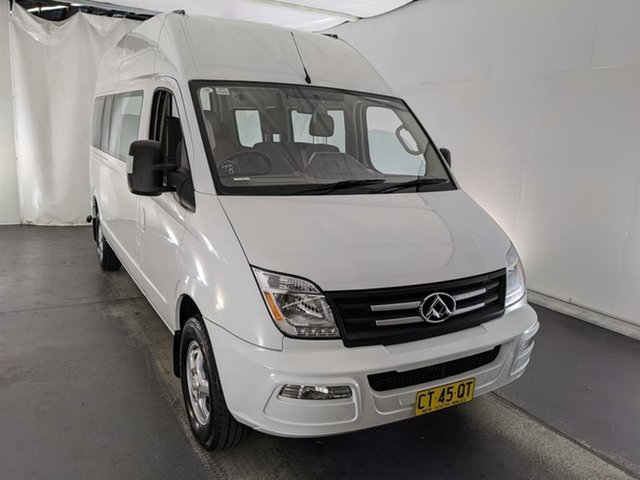 Used LDV V80 High Roof LWB Maryville, 2015 LDV V80 High Roof LWB White 6 Speed Automated Manual Bus