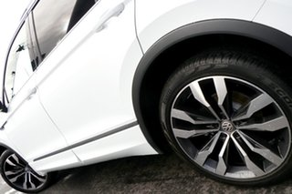 2020 Volkswagen Tiguan 5N MY21 162TSI Highline DSG 4MOTION Allspace White 7 Speed