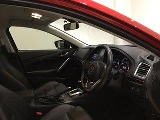 2013 Mazda 6 GJ1021 Touring SKYACTIV-Drive Soul Red 6 Speed Sports Automatic Wagon