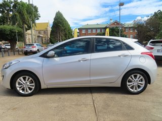 2014 Hyundai i30 GD MY14 SE Silver 6 Speed Automatic Hatchback