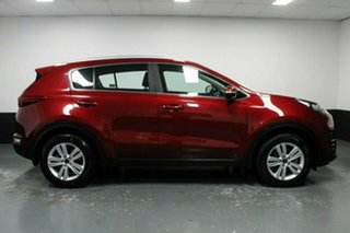 2017 Kia Sportage QL MY17 Si 2WD Red 6 Speed Sports Automatic Wagon