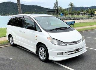 2002 Toyota Estima AHR20W Aeras Automatic.