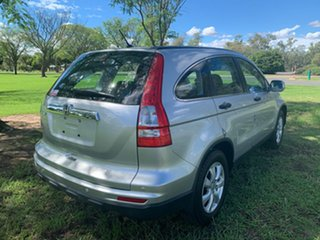 2010 Honda CR-V RE MY2010 Limited Edition 4WD Sparkle Grey Pearl 5 Speed Automatic Wagon