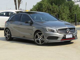 2014 Mercedes-Benz A-Class W176 A250 D-CT Sport 7 Speed Sports Automatic Dual Clutch Hatchback.