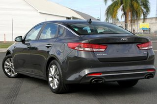 2017 Kia Optima JF MY17 SI Grey 6 Speed Automatic Sedan.
