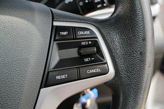 2018 Hyundai Elantra AD MY18 Active Polar White 6 Speed Sports Automatic Sedan
