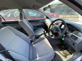 2005 Mitsubishi Lancer CH MY06 ES Silver, Chrome 5 Speed Manual Sedan