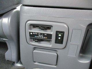 2001 Toyota Landcruiser Prado VZJ95R VX Grey 4 Speed Automatic Wagon