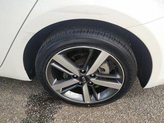 2017 Kia Cerato YD MY18 Sport White 6 Speed Sports Automatic Sedan