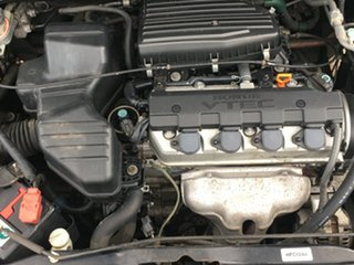 2001 Honda Civic 7th Gen VI 4 Speed Automatic Hatchback