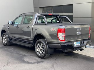 2018 Ford Ranger PX MkII 2018.00MY FX4 Double Cab Grey 6 Speed Manual Utility.