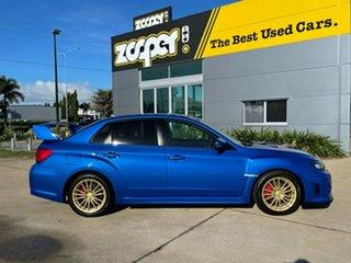 2013 Subaru Impreza G3 MY14 WRX AWD RS40 Blue/130913 5 Speed Manual Sedan.