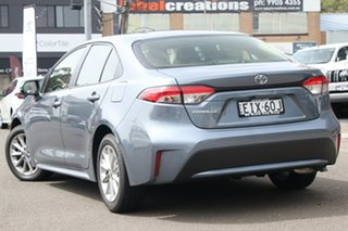 2019 Toyota Corolla Mzea12R SX Grey 10 Speed Constant Variable Sedan.