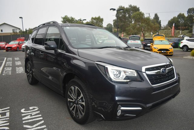 Used Subaru Forester S4 MY16 2.5i-S CVT AWD Wantirna South, 2016 Subaru Forester S4 MY16 2.5i-S CVT AWD Grey 6 Speed Constant Variable Wagon