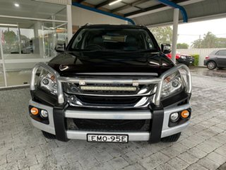 2014 Isuzu MU-X LS-T Black Sports Automatic Wagon