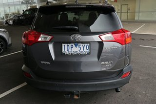 2014 Toyota RAV4 ASA44R MY14 Cruiser AWD Grey 6 Speed Sports Automatic Wagon