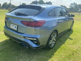 2019 Kia Cerato BD MY19 Sport+ Horizon Blue 6 Speed Sports Automatic Hatchback
