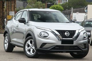 2020 Nissan Juke F16 ST DCT 2WD Fuji Sunset Red 7 Speed Sports Automatic Dual Clutch Hatchback.
