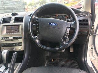 2003 Ford Fairmont BA Ghia 4 Speed Automatic Sedan