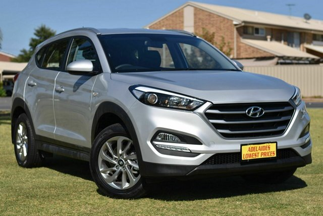 Used Hyundai Tucson TL2 MY18 Active AWD Cheltenham, 2017 Hyundai Tucson TL2 MY18 Active AWD Silver 6 Speed Sports Automatic Wagon