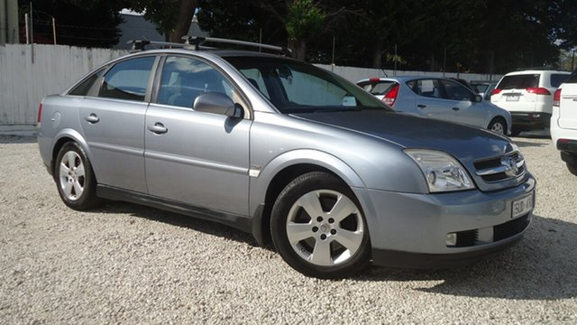 Used Holden Vectra ZC CDX Seaford, 2003 Holden Vectra ZC CDX Silver 5 Speed Automatic Hatchback