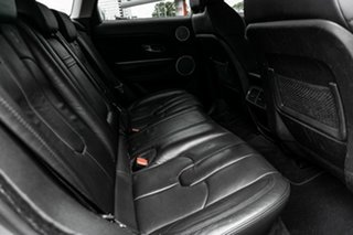 2012 Land Rover Range Rover Evoque L538 MY12 SD4 CommandShift Pure Grey 6 Speed Sports Automatic