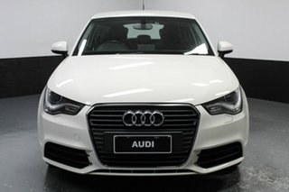 2014 Audi A1 8X MY14 Attraction Sportback S Tronic 7 Speed Sports Automatic Dual Clutch Hatchback.