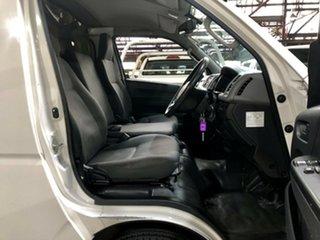 2012 Toyota HiAce TRH201R MY11 LWB White 4 Speed Automatic Van