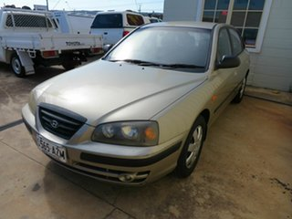 2004 Hyundai Elantra Gold 4 Speed Automatic Hatchback.