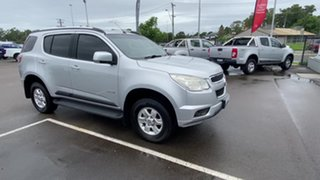 2012 Holden Colorado 7 RG MY13 LT Silver 6 Speed Sports Automatic Wagon