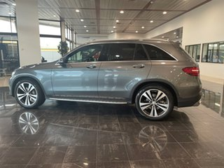 2015 Mercedes-Benz GLC-Class X253 GLC250 d 9G-Tronic 4MATIC Silver 9 Speed Sports Automatic Wagon