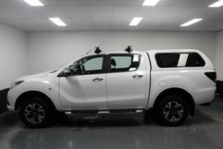 2017 Mazda BT-50 UR0YG1 XTR White 6 Speed Sports Automatic Utility