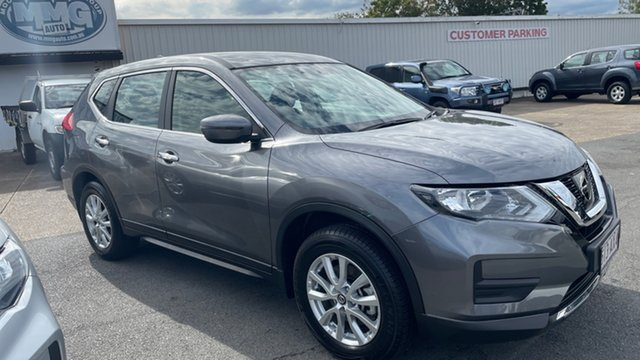 Used Nissan X-Trail T32 Series II ST X-tronic 2WD Moorooka, 2019 Nissan X-Trail T32 Series II ST X-tronic 2WD Gy 7 Speed Constant Variable Wagon