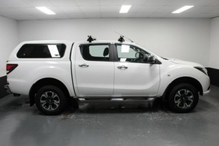 2017 Mazda BT-50 UR0YG1 XTR White 6 Speed Sports Automatic Utility.