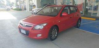 2012 Hyundai i30 FD MY11 Trophy Red 5 Speed Manual Hatchback