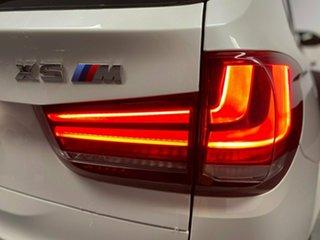 2017 BMW X5 M F85 Steptronic Mineral White 8 Speed Sports Automatic Wagon