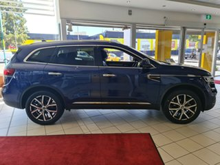 2021 Renault Koleos HZG MY21 Intens X-tronic Meissen Blue-Metalli 1 Speed Constant Variable Wagon.