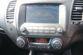 2014 Kia Cerato YD MY14 Koup Turbo Aurora Black 6 Speed Sports Automatic Coupe
