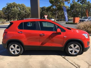 2016 Holden Trax TJ MY16 Active Red 6 Speed Automatic Wagon