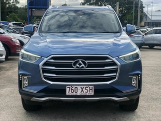 2017 LDV D90 SV9A Deluxe Blue 6 Speed Sports Automatic Wagon.